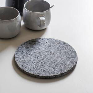 sous plat en granit
