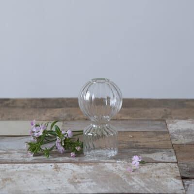 vase bulle