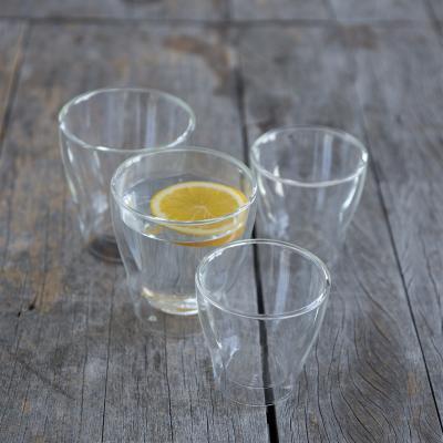 verre double paroi