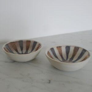 Coupe en ceramique pastels HOUSE DOCTOR