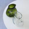 carafe en verre 70's Pols potten img1