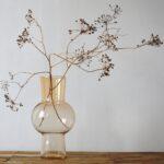 Vase couleur peche HJLIVING