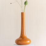 vase flute orange urban nature culture